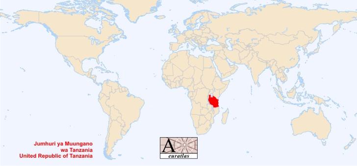 World atlas the sovereign states of the world tanzania tanzania tanzania gumiabroncs Image collections